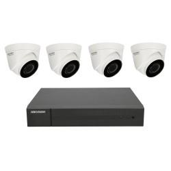 Zestaw do monitoringu IP Hikvision HWK-N4142TH-MH