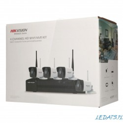 Zestaw do monitoringu IP Hikvision HWK-N4142B-MH/W
