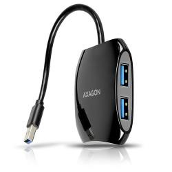 AXAGON Kompaktowy hub 4x USB3.0 HUE-S1B