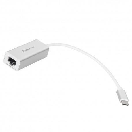 Adapter karta sieciowa USB-C RJ45 LAN 10/100 Mb