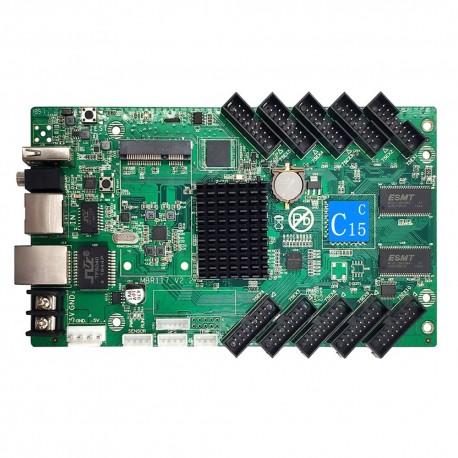 HD-C15C asynchroniczny kontroler Full Color LED