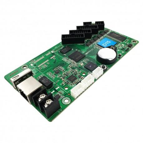 HD-D15 asynchroniczny kontroler Full Color LED