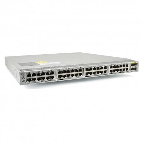 switch Cisco N3K-C3064PQ-10GX 48x SFP+ 4x QSFP+ AC/DC