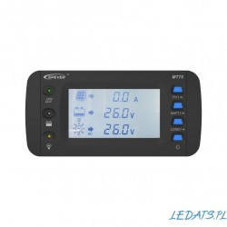 Remote display MT-75 for solar controllers