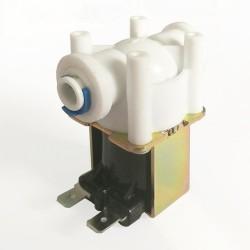 Elektrozawór 12V 0,02~0,8 MPA z szybkozłączem