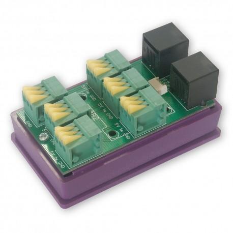 tB2 - płytka rozszerzeń z 1-Wire, I2C