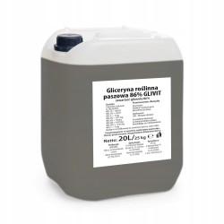 Gliceryna roślinna paszowa GLIVIT 20L/25 kg