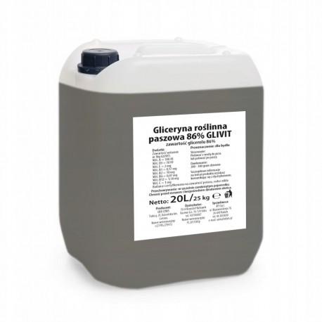Gliceryna roślinna farmaceutyczna 2Litry