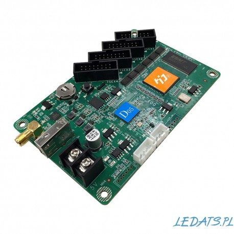 HD-C15 asynchroniczny kontroler Full Color LED