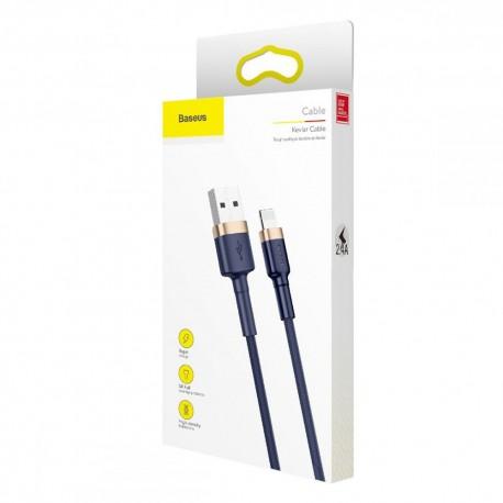 Kabel BASEUS USB - Lightning, 1m, 2,4A