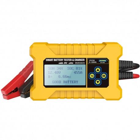 AUTOOL BT380 tester i prostownik akumulatorów 12V