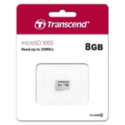 Karta TRANSCEND microSD 300S 8GB