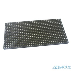 LED DOT MATRIX PANEL 32x16 P10 HUB12 RED