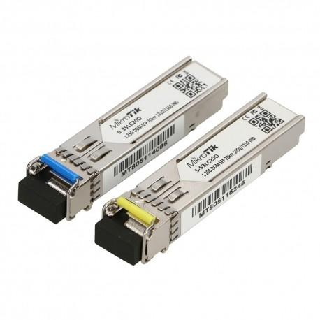 MikroTik komplet modułów SFP S-3553LC20D