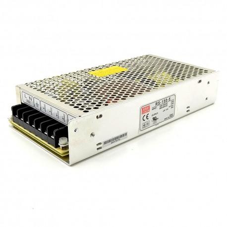 Zasilacz Impulsowy RS-150-24 MEAN WELL