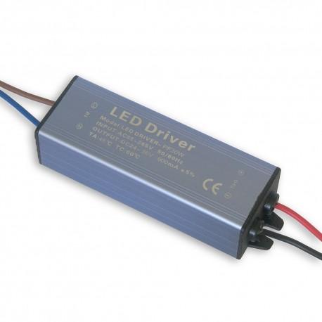 Zasilacz LED 50W z demontażu