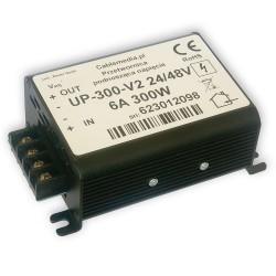 Przetwornica podnosząca napięcie UP-300-V2 24/48V 6A 300W