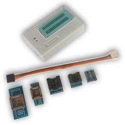 PROGRAMATOR Flash TL866cs + Adaptery
