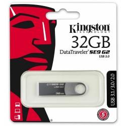 Kingston Pendrive 32GB DTSE9 Gen 2 USB 3.0