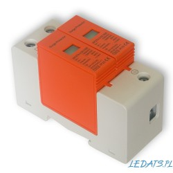 Ogranicznik przepięć Fotowoltaika 1000V DC 2P, 20/40 kVA