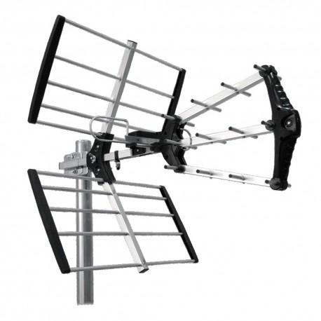 Pokojowa antena do cyfrowej telewizji naziemnej DVB-T Cabletech .